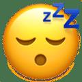 Wajah Tertidur Apple