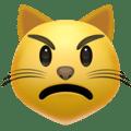 Kucing Marah Apple