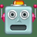 Wajah Robot Facebook