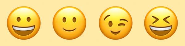 Contoh Emoji