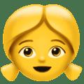 👧 Anak Perempuan Apple