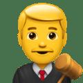 Hakim Pria Apple