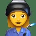 Pekerja Pabrik Wanita Apple