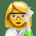 Ilmuwan Wanita Apple