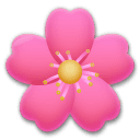 Bunga Sakura LG