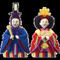 Boneka Jepang Apple