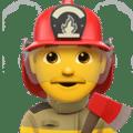 Pemadam Kebakaran Pria Apple