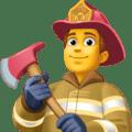Pemadam Kebakaran Pria Facebook