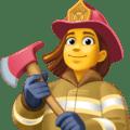 Pemadam Kebakaran Wanita Facebook