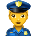 Polisi Wanita Apple