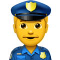 Polisi Pria Apple