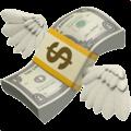 Uang dengan Sayap Apple