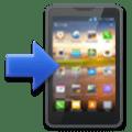 Ponsel Genggam dengan Tanda Panah LG