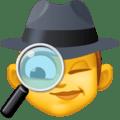 Detektif Wanita Facebook