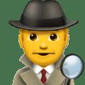 Detektif Pria Apple