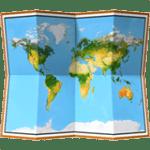 Peta Dunia Apple 150x150