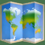 Peta Dunia Facebook 150x150