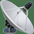 📡 Antena Satelit Apple