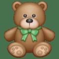 Boneka Beruang WhatsApp