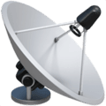 Antena Satelit Apple