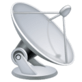 Antena Satelit WhatsApp