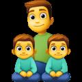 👨👦👦 Keluarga Laki Laki Anak Laki Laki Anak Laki Laki Facebook