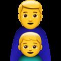 Keluarga Laki Laki Anak Laki Laki Apple 1