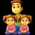 Keluarga Laki Laki Anak Perempuan Anak Perempuan Facebook