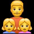 Keluarga Laki Laki Anak Perempuan Anak Perempuan WhatsApp