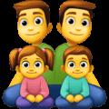 Keluarga Pria Pria Anak Perempuan Anak Laki Laki Facebook 1