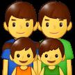 Keluarga Pria Pria Anak Perempuan Anak Laki Laki Samsung 1