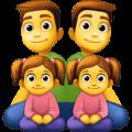 Keluarga Pria Pria Anak Perempuan Anak Perempuan Facebook