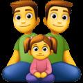 Keluarga Pria Pria Anak Perempuan Facebook