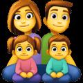 Keluarga Laki Laki Perempuan Anak Perempuan Anak Laki Laki Facebook
