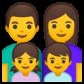 Keluarga Laki Laki Perempuan Anak Perempuan Anak Laki Laki Google