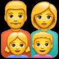 Keluarga Laki Laki Perempuan Anak Perempuan Anak Laki Laki WhatsApp