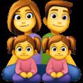 Keluarga Laki Laki Perempuan Anak Perempuan Anak Perempuan Facebook