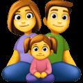 Keluarga Pria Wanita Anak Perempuan Facebook