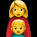 Keluarga Perempuan Anak Laki Laki Apple