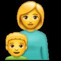 Keluarga Perempuan Anak Laki Laki WhatsApp