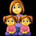 Keluarga Perempuan Anak Perempuan Anak Perempuan Facebook