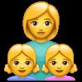 Keluarga Perempuan Anak Perempuan Anak Perempuan WhatsApp