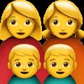 Keluarga Perempuan Perempuan Anak Laki Laki Anak Laki Laki Apple