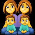 Keluarga Perempuan Perempuan Anak Laki Laki Anak Laki Laki Facebook