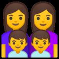 Keluarga Perempuan Perempuan Anak Laki Laki Anak Laki Laki Google