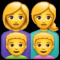 Keluarga Perempuan Perempuan Anak Laki Laki Anak Laki Laki WhatsApp