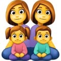 Keluarga Perempuan Perempuan Anak Perempuan Anak Laki Laki Facebook