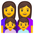 Keluarga Perempuan Perempuan Anak Perempuan Anak Laki Laki Google