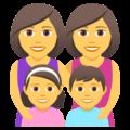 Keluarga Perempuan Perempuan Anak Perempuan Anak Laki Laki