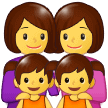 Keluarga Perempuan Perempuan Anak Perempuan Anak Perempuan Samsung